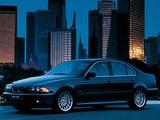 BMW 540i Sedan (E39) 1996–2000 photos