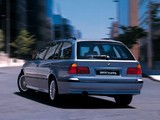 BMW 5 Series Touring (E39) 1997–2004 images