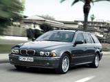 BMW 540i Touring (E39) 1997–2004 images