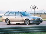 BMW 540i Touring (E39) 1997–2000 photos