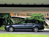 BMW 540i Touring (E39) 1997–2004 pictures
