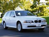 BMW 540i Touring US-spec (E39) 2000–04 photos