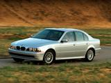 BMW 530i Sedan US-spec (E39) 2000–03 pictures