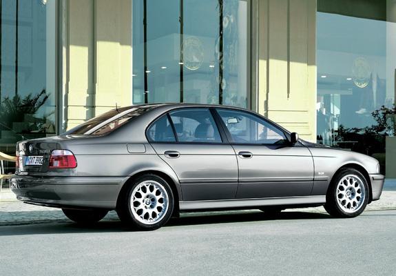 Bmw 530i Sedan  E39  2000 U201303 Wallpapers