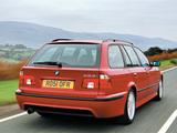 BMW 525i Touring M Sports Package (E39) 2002 photos