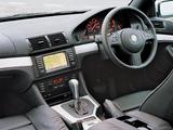 BMW 530d Sedan M Sports Package (E39) 2002 photos