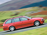 BMW 525i Touring M Sports Package (E39) 2002 pictures