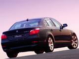 BMW 530d Sedan ZA-spec (E60) 2003–07 photos