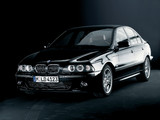 BMW 5 Series High-Line Sport (E39) 2003 wallpapers