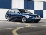 BMW 535d Touring (E61) 2004–07 photos