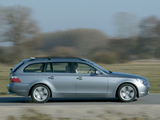 BMW 530d Touring (E61) 2004–07 photos