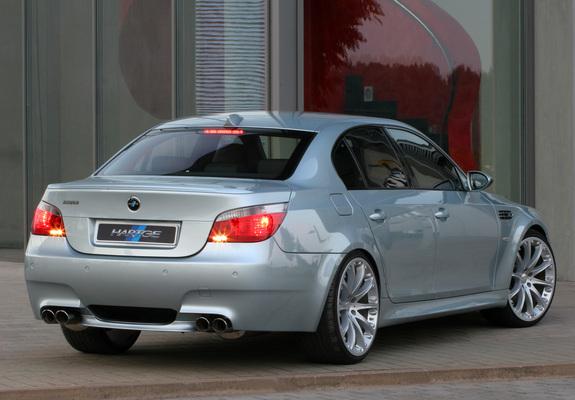 BMW M5 (E60) 2004–10 wallpapers