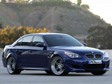 Racing Dynamics RS58 (E60) 2005–11 images