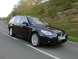 BMW 530xd Touring (E61) 2005–07 photos