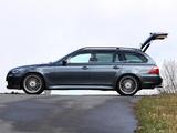 Alpina B5 S Touring (E61) 2007–10 images