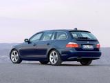 BMW 530i Touring (E61) 2007–10 images