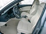 BMW 530i Sedan (E60) 2007–10 photos