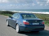 BMW 530i Sedan (E60) 2007–10 pictures