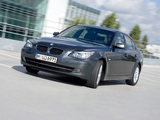 BMW 5 Series Security (E60) 2008–10 images