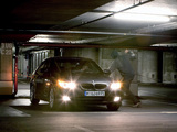 BMW 5 Series Security (E60) 2008–10 pictures