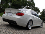 3D Design BMW 5 Series M Sports Package (E60) 2008–10 wallpapers