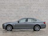 BMW 535i Sedan (F10) 2010–13 images