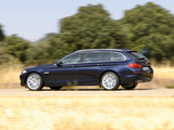 BMW 5 Series Touring (F11) 2010–13 images