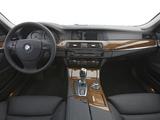 BMW 528Li (F10) 2010 images