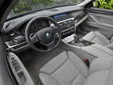 BMW 550i Sedan US-spec (F10) 2010–13 images