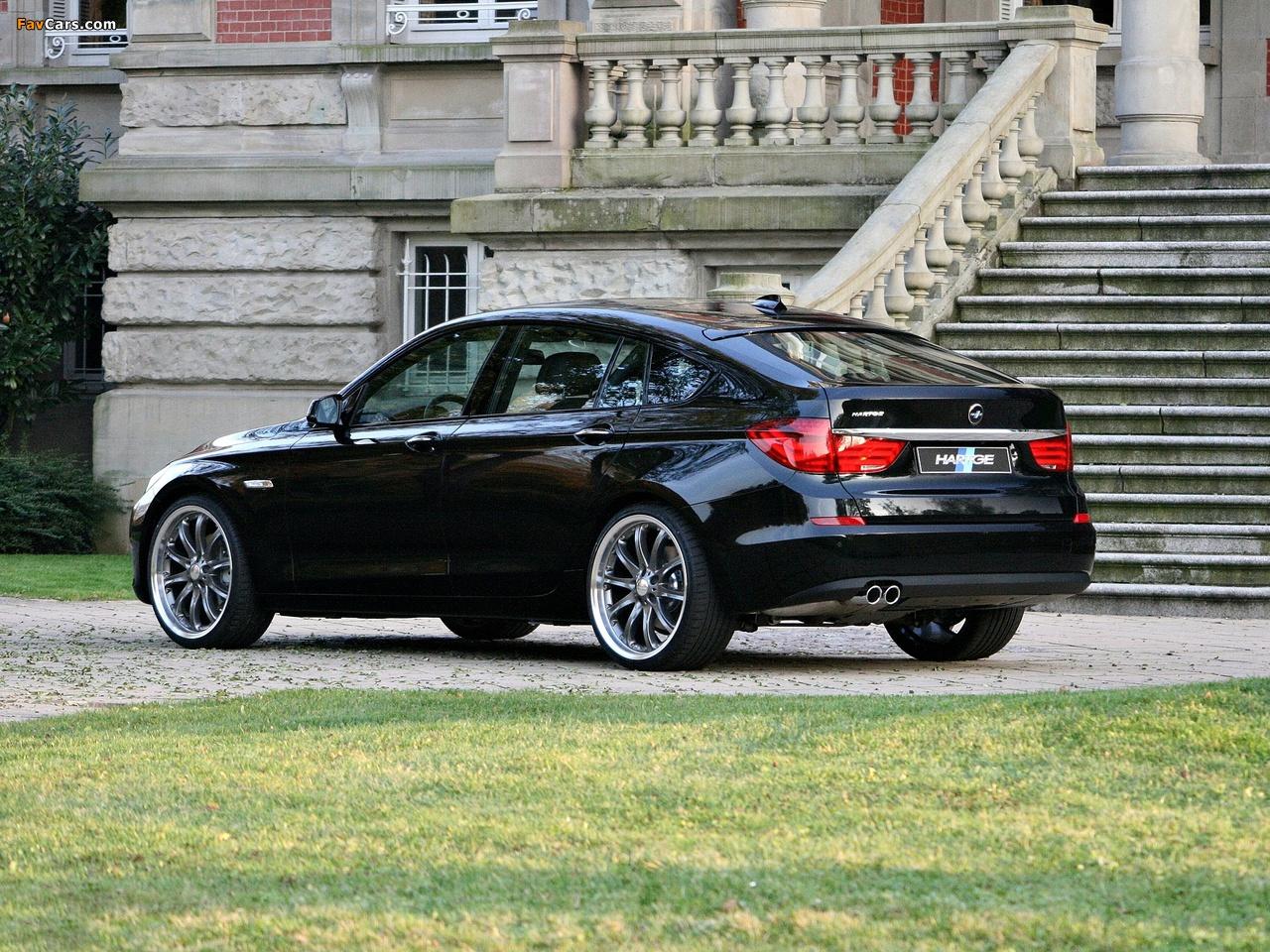 Hartge BMW 5 Series Gran Turismo (F07) 2010–13 images (1280 x 960)