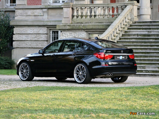 Hartge BMW 5 Series Gran Turismo (F07) 2010–13 images (640 x 480)