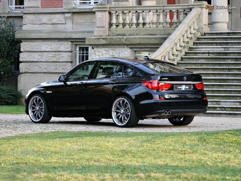 Hartge BMW 5 Series Gran Turismo (F07) 2010–13 images (800 x 600)