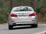 BMW 528Li (F10) 2010 photos