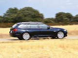 BMW 5 Series Touring (F11) 2010–13 photos