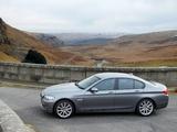 BMW 535i Sedan UK-spec (F10) 2010 photos