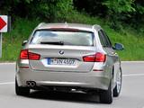 BMW 520d Touring (F11) 2010–13 photos