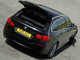 BMW 525d Touring UK-spec (F11) 2010 photos
