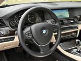 BMW 550i Sedan US-spec (F10) 2010–13 pictures