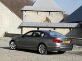 BMW 535i Sedan UK-spec (F10) 2010 pictures
