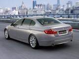 BMW 535Li (F10) 2010 pictures