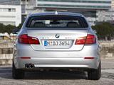 BMW 528Li (F10) 2010 wallpapers