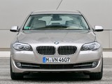 BMW 520d Touring (F11) 2010–13 wallpapers