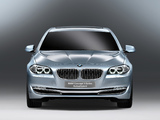 BMW Concept 5 Series ActiveHybrid (F10) 2010 wallpapers
