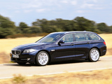 BMW 5 Series Touring (F11) 2010–13 wallpapers