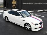 MCP Racing BMW M5 Sedan (E60) 2010 wallpapers