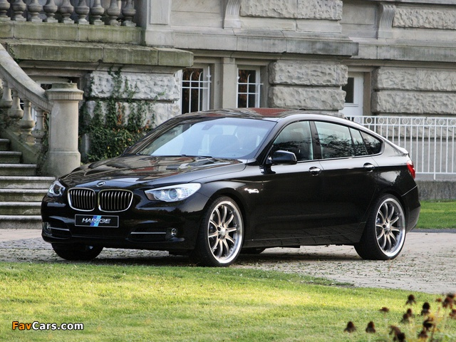 Hartge BMW 5 Series Gran Turismo (F07) 2010–13 wallpapers (640 x 480)