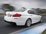 BMW 535d Sedan M Sports Package AU-spec (F10) 2011 images