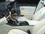 BMW 535i Sedan AU-spec (F10) 2011 images