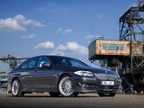 Alpina D5 Bi-Turbo Limousine (F10) 2011–13 images