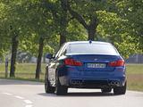 BMW M5 (F10) 2011–13 images